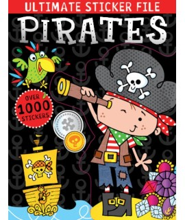 PIRATES ULTIMATE STICKER FILE