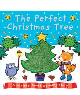 THE PERFECT CHRISTMAS TREE- A WINTERY, HEART-WARMING STORY