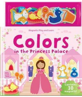 Magnetic Play and Learn Colors in the Princess Palace