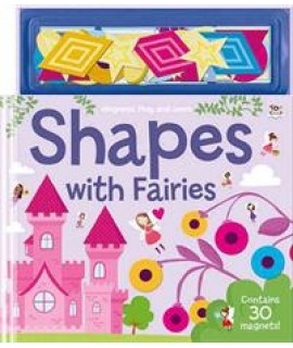 Magnetic Play and Learn Shapes with Fairies