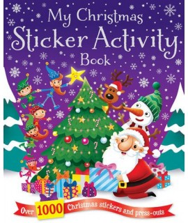 MY CHRISTMAS STICKER ACTIVITY BOOK