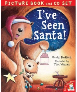 I'VE SEEN SANTA! (Picture Book and CD set)
