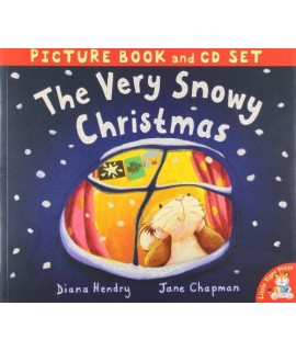 THE VERY SNOWY CHRISTMAS (Picture Book and CD set)