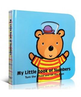 MY LITTLE BOOK OF NUMBERS