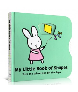 MY LITTLE BOOK OF SHAPES