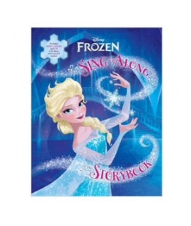 DISNEY FROZEN SING ALONG WITH DISK