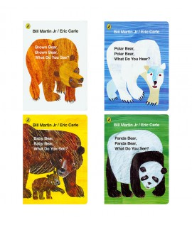 ERIC CARLE BROWN BEAR COLLECTON
