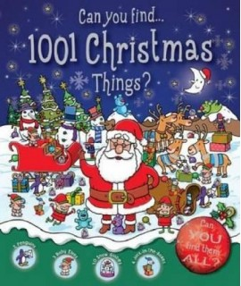Igloo: Can You Find 1001 Christmas Things?