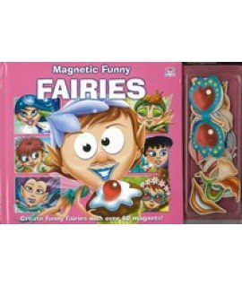 MAGNETIC FUNNY FAIRIES