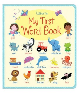 USBORNE - MY FIRST WORD BOOK