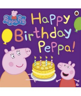 Peppa Pig: Happy Birthday, Peppa!