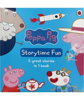 Peppa Pig: Storytime Fun Treasury