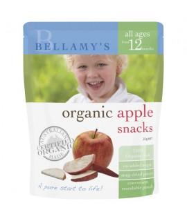 BELLAMY'S有機蘋果乾 20g