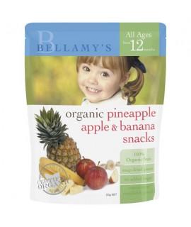BELLAMY'S有機菠蘿蘋果香蕉乾 20g