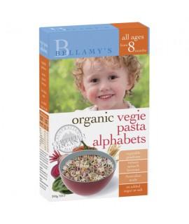 BELLAMY'S有機蔬菜字母粉 200g