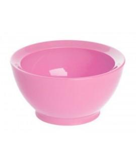 CALIBOWL 專利防漏防滑幼兒學習碗 8OZ (無蓋) 淺粉紅色