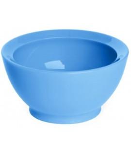 CALIBOWL 專利防漏防滑幼兒學習碗 8oz (無蓋) 淺藍色