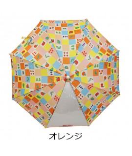 COME-ACROSS ERIC CARLE 小童雨傘 橙色