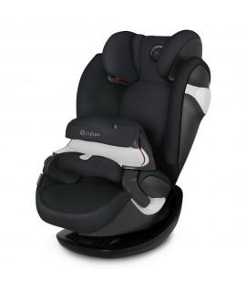 CYBEX PALLAS M CAR SEAT  (LAVASTONE BLACK)