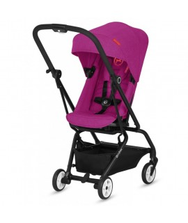 CYBEX EEZY TWIST 360度旋轉座椅嬰兒手推車(深粉紅色)
