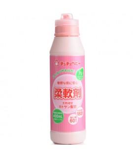 CHU CHU嬰兒專用防敏柔順劑 400ml