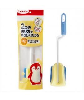 CHU CHU海綿奶瓶刷 (塑膠奶瓶專用)