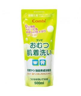 COMBI嬰兒洗衣液 補充裝 500ml