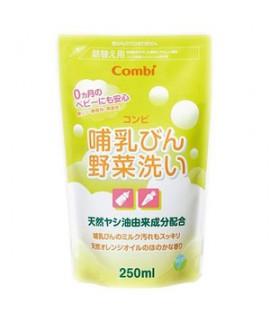 COMBI奶瓶洗潔液 補充裝 250ml