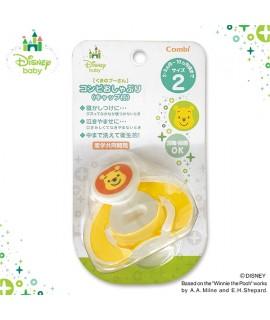 COMBI 小熊維尼安撫奶咀 STEP 2 (2-10個月適用)