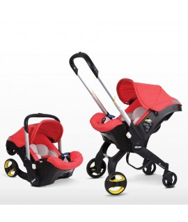 DOONA+ Infant Car Seat - Red