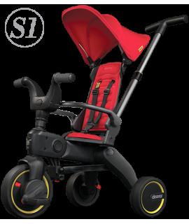 DOONA LIKI Trike S3  三輪車(Flame Red)