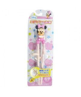 EDISON KJC MINNIE MOUSE 學習筷子