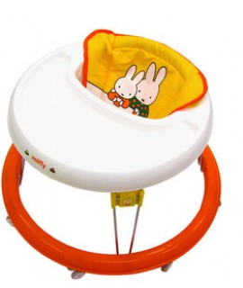 EIWA MIFFY嬰兒學行車
