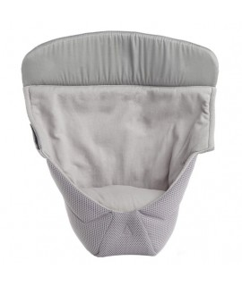 ERGOBABY 透氣心連心嬰兒護墊 - 灰色
