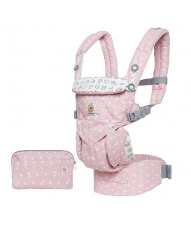 ERGOBABY Omni全階段型四式360嬰兒背帶Hello Kitty - 玩樂時間