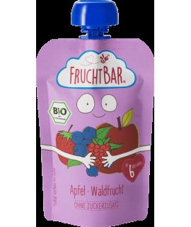 FRUCHTBAR 有機果蓉 - 蘋果雜莓 100g