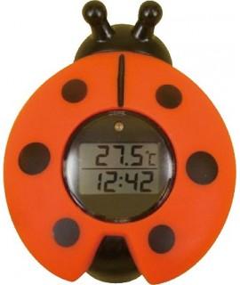 GINO 室溫水溫計 - 小甲蟲 (附電池)
