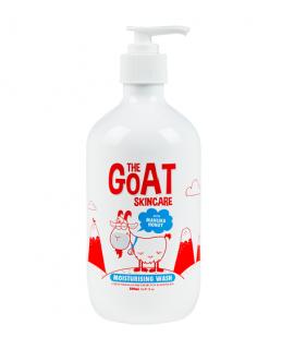 山羊奶純天然滋潤沐浴露-蜂蜜味 500ml
