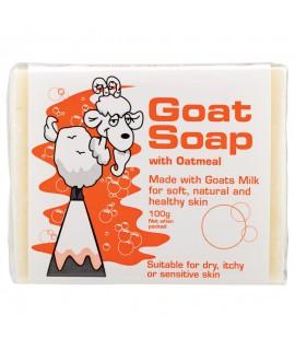 GOAT山羊奶純天然滋潤肥皂 - 燕麥 100g