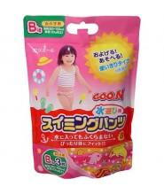 GOO.N 大王游水紙尿褲 BIG(XL) 加大碼女仔3片 (12KG 或以上)