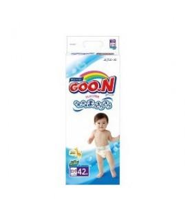 GOON 大王紙尿片 BIG(XL) 加大碼42片(12-20kgs)