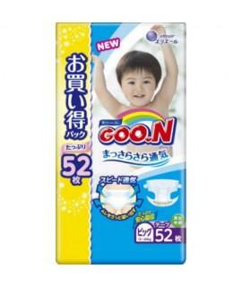 [JUMBO] GOON 大王紙尿片 BIG(XL) 加大碼52片(12-20kgs)
