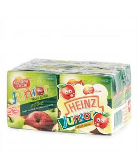 HEINZ亨氏 蘋果汁 150毫升x4盒