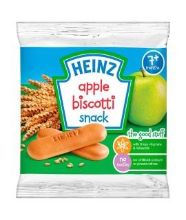 HEINZ亨氏 蘋果手指餅 60克