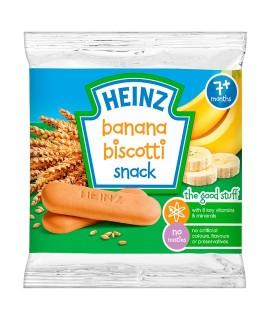 HEINZ亨氏 香蕉手指餅 60克