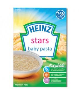 HEINZ亨氏 嬰兒星星意粉 340克