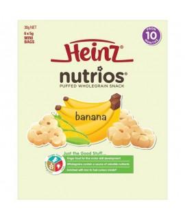 HEINZ亨氏 穀物香蕉泡芙 20克