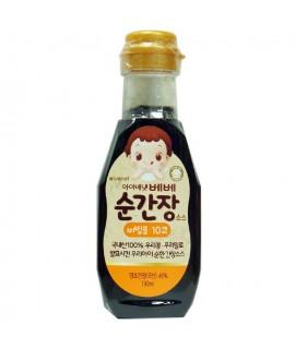 IVENET貝貝 幼兒專用調味醬油 (食餸用) 190ml