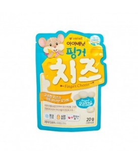 IVENET貝貝 營養芝士粒 (原味) 20g