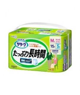 KAO 花王成人尿片 M-L 15 (5回吸收)